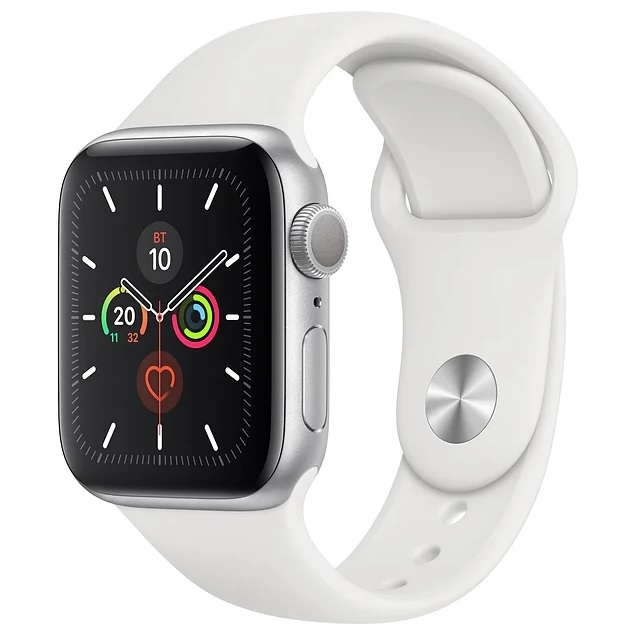 Apple Watch Sport S5 44mm A2093 Silver/White в магазинах Bindli