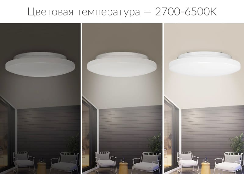 Потолочная лампа Xiaomi Yeelight Galaxy Ceiling Light 260 (Smart) (YLXD62YL)