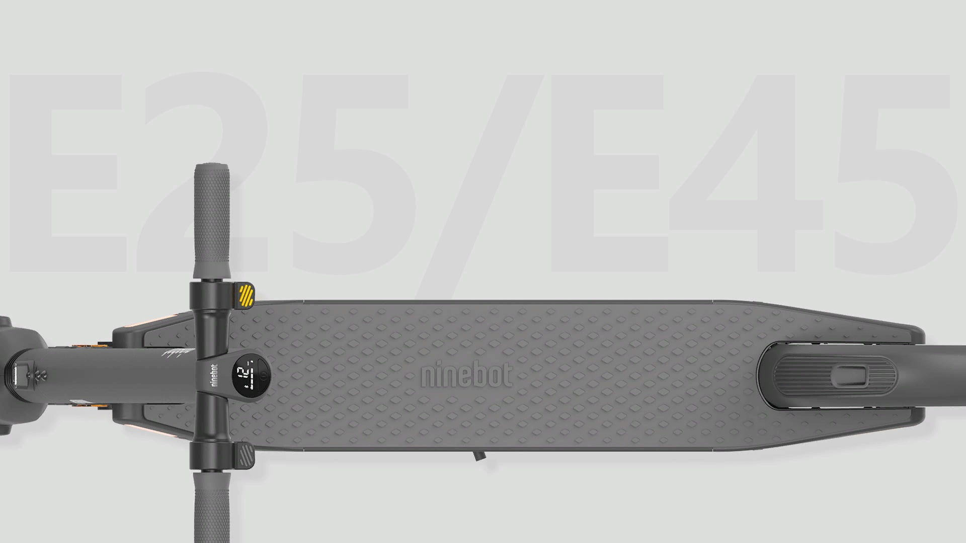 Ninebot by Segway KickScooter E25