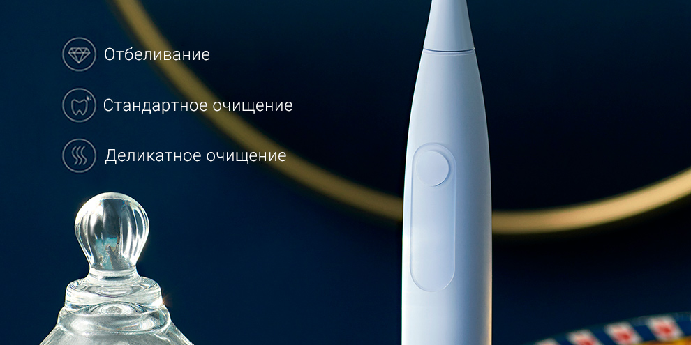 Электрическая зубная щетка Oclean F1 Sonic Electric Toothbrush Travel Suit