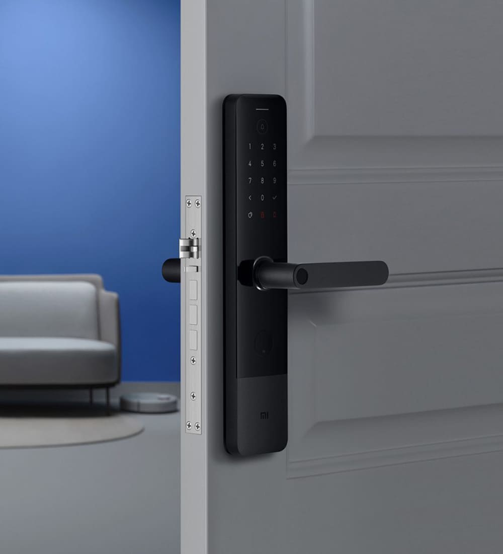 Умный дверной замок Xiaomi Smart Door Lock E Carbon Black