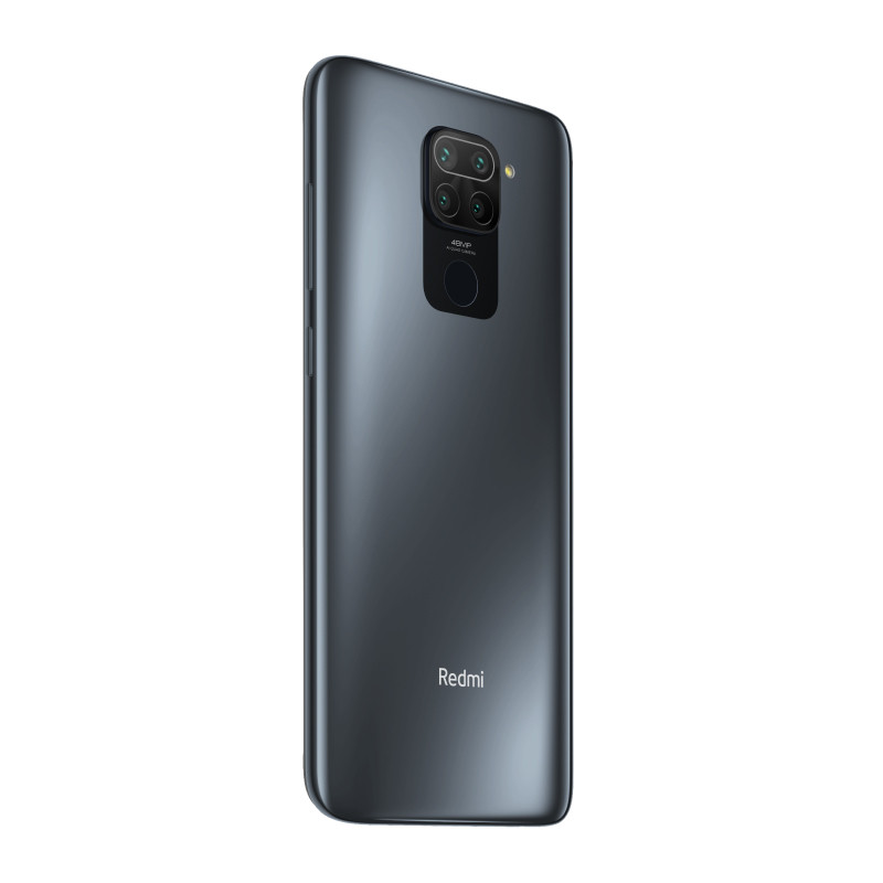 Xiaomi Redmi Note 9 3/64Gb (NFC) Onyx Black в магазинах Bindli