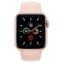 Apple Watch Sport S5 40mm A2092 Gold/Pink Sand в магазинах Bindli