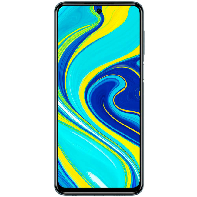 Xiaomi Redmi Note 9 NFC 4/128Gb Onyx Black в магазинах Bindli