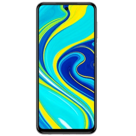 Xiaomi Redmi Note 9S 6/128Gb Glacier White в магазинах Bindli