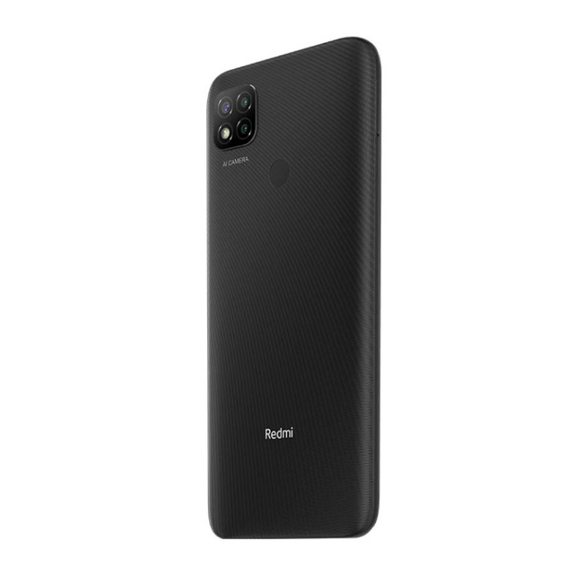 Xiaomi Redmi 9C 2/32Gb Midnight Grey в магазинах Bindli
