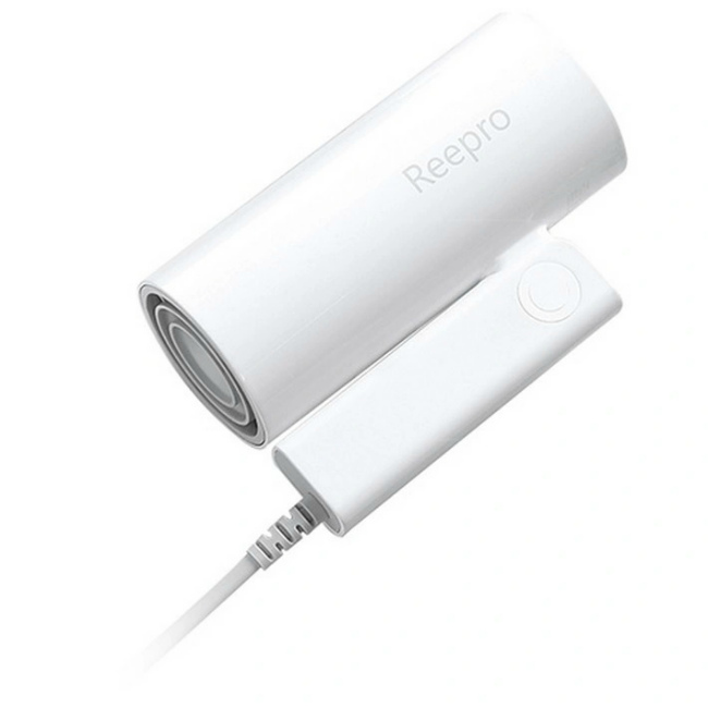 Фен Xiaomi Reepro Mini Power Generation Hair Dryer RP-HC04 White в магазинах Bindli